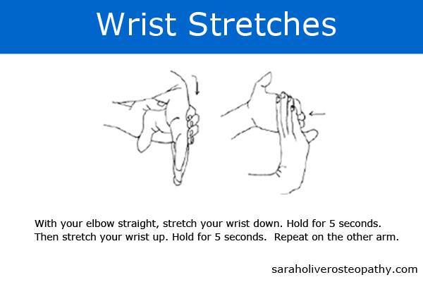 wrist-stretches