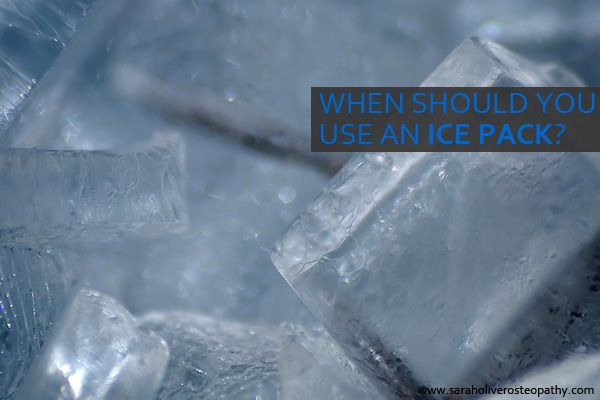 When Should You Use an Ice pack?