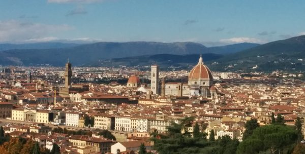 View of Florence, Tuscany