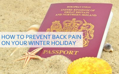 Holiday for Valentine's Day or half term?  Don't let back pain get in your way