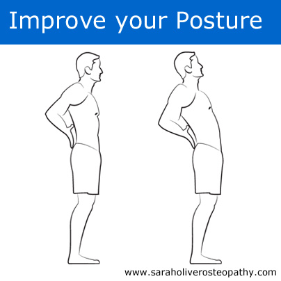 Stretch – Improve your Posture in 30 Seconds