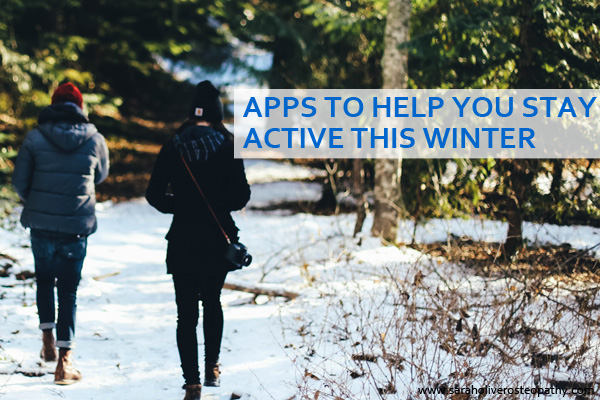 Apps to help you stay active this winter