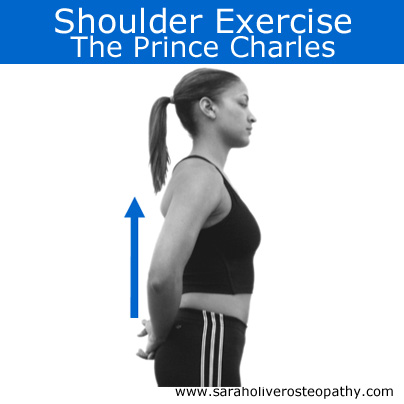 Shoulder Exercise – The Prince Charles