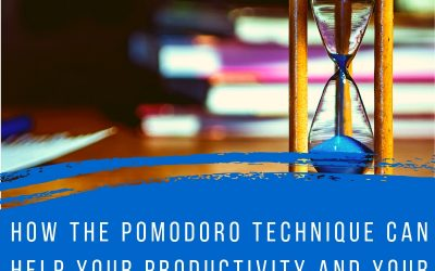 How the Pomodoro technique can help your productivity AND your back pain