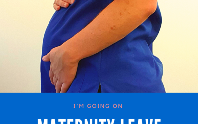 I'm Going on Maternity Leave!